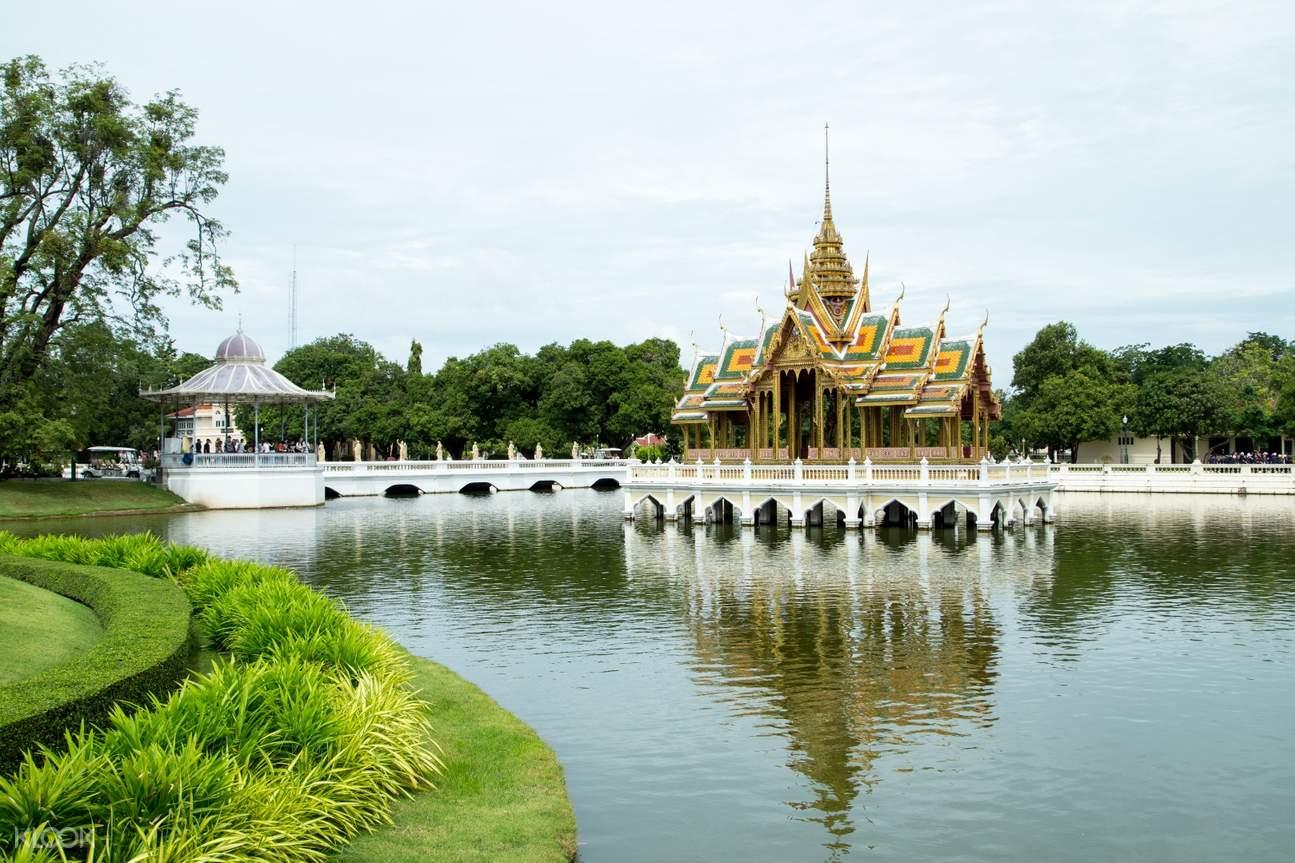 palace in ayutthaya